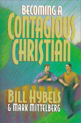 Becoming a Contagious Christian   1996 edition cover