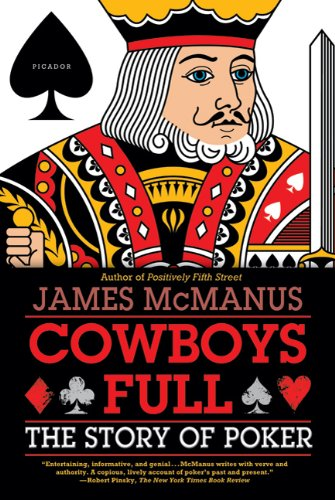 Cowboys Full The Story of Poker N/A edition cover
