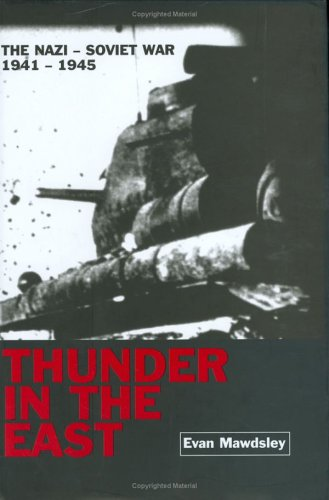 Thunder in the East The Nazi-Soviet War, 1941-1945  2005 edition cover