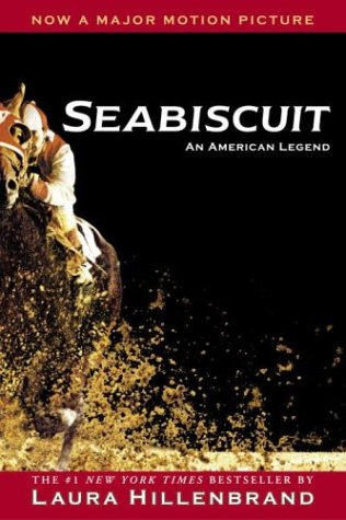 Seabiscuit An American Legend  2001 edition cover