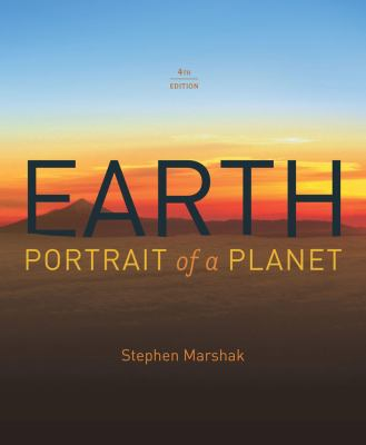 EARTH:PORTRAIT OF A PLANET (LO N/A 9780393138085 Front Cover