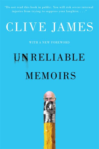 Unreliable Memoirs   2009 edition cover