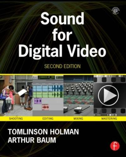 Sound for Digital Video  2nd 2013 (Revised) edition cover