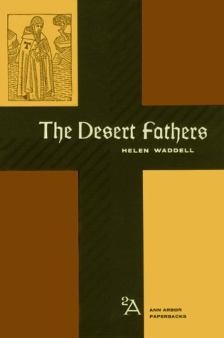 Desert Fathers  N/A 9780472060085 Front Cover