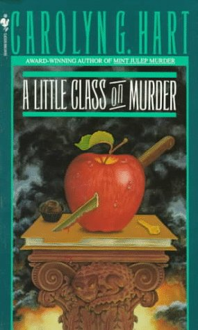 Little Class on Murder  N/A 9780553282085 Front Cover