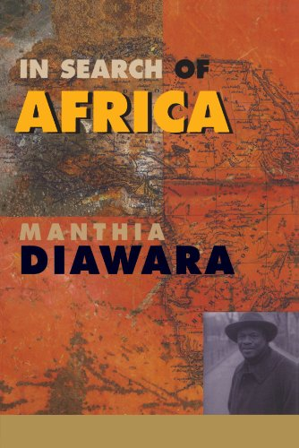 In Search of Africa   1998 edition cover