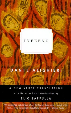 Inferno A New Verse Translation N/A edition cover