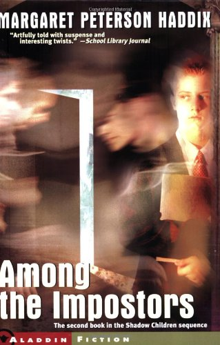 Among the Impostors   2001 edition cover
