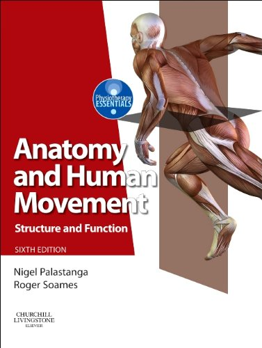 Anatomy and Human Movement Structure and Function 6th 2012 edition cover