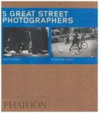 5 Great Street Photographers  N/A edition cover