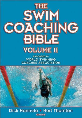 Swim Coaching Bible, Volume II   2012 9780736094085 Front Cover