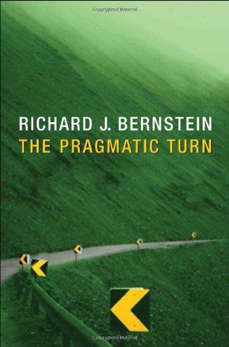 Pragmatic Turn   2010 edition cover