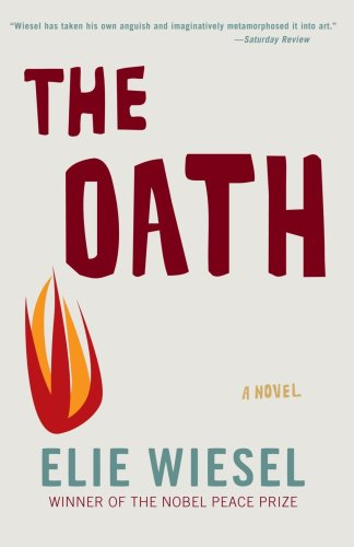 Oath   1986 (Reprint) 9780805208085 Front Cover