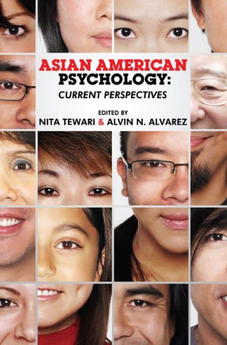Asian American Psychology Current Perspectives  2009 edition cover