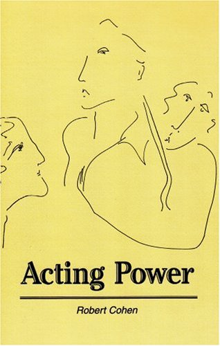Acting Power   1978 edition cover