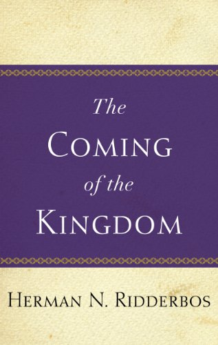 Coming of the Kingdom 1st edition cover