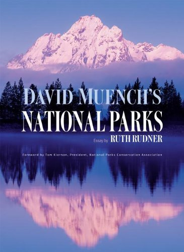 David Muench's National Parks  N/A 9780882409085 Front Cover
