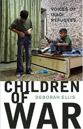 Children of War Voices of Iraqi Refugees  2008 edition cover