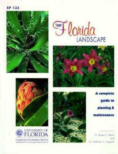 Your Florida Landscape  N/A edition cover