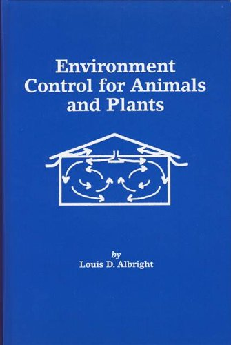 Environment Control for Animals and Plants   1990 edition cover