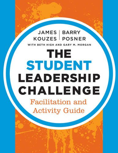 Student Leadership Challenge Facilitation and Activity Guide 3rd 2013 edition cover