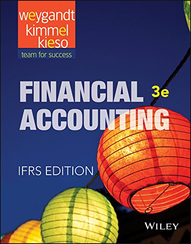 Financial Accounting: Ifrs  2015 edition cover