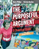 Purposeful Argument A Practical Guide 2nd 2015 edition cover