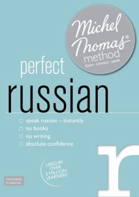 Perfect Russian with the Michel Thomas Method   2012 (Unabridged) edition cover