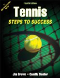 Tennis: Steps to Success-4th Edition  4th 2013 edition cover