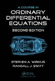Course in Ordinary Differential Equations, Second Edition  2nd 2014 (Revised) edition cover