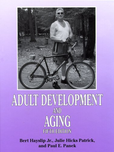 Adult Development and Aging 5th 2011 edition cover