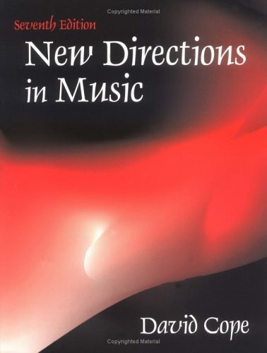 New Directions in Music  7th 2001 edition cover