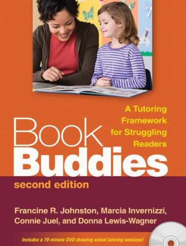 Book Buddies A Tutoring Framework for Struggling Readers 2nd 2009 edition cover