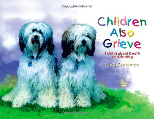 Children Also Grieve Talking about Death and Healing  2006 9781843108085 Front Cover