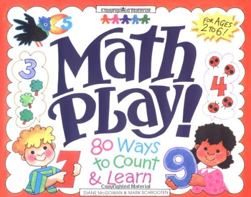 Math Play! 80 Ways to Count and Learn N/A edition cover