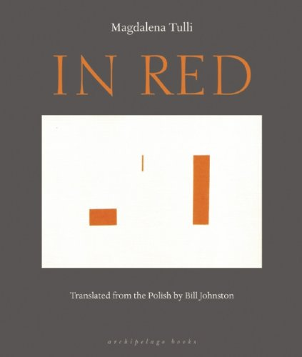 In Red   2011 9781935744085 Front Cover