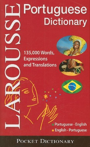 Larousse Pocket Dictionary : Portuguese-English / English-Portuguese  N/A edition cover