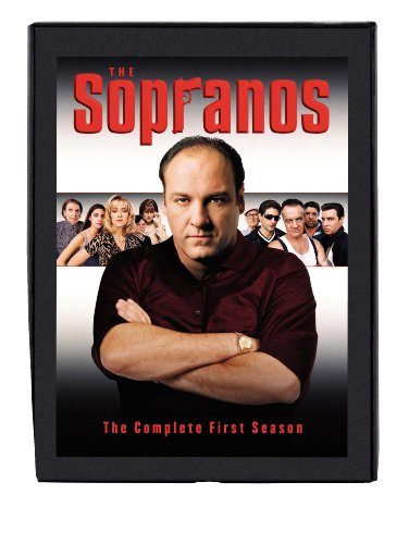 The Sopranos: Season 1 System.Collections.Generic.List`1[System.String] artwork