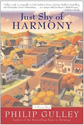 Just Shy of Harmony   2002 edition cover