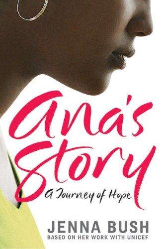 Ana's Story A Journey of Hope  2007 9780061379086 Front Cover