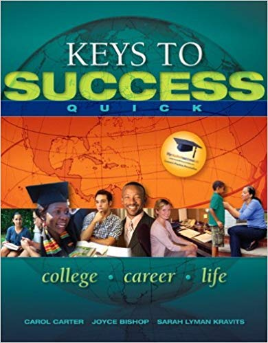 KEYS TO SUCCESS QUICK-W/ACCESS N/A 9780132802086 Front Cover