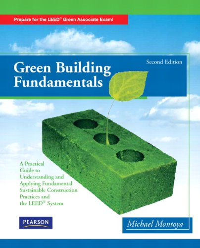 Green Building Fundamentals  2nd 2011 edition cover
