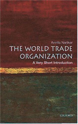 World Trade Organization   2005 edition cover