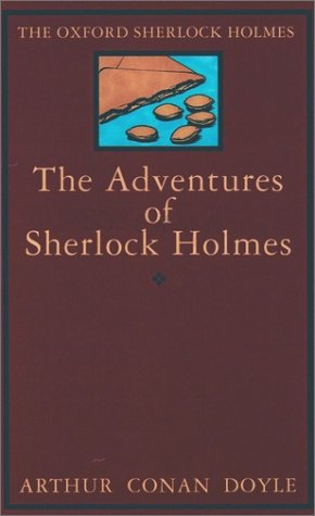 Adventures of Sherlock Holmes  Reprint  9780192835086 Front Cover