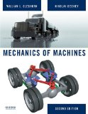 Mechanics of Machines  2nd edition cover