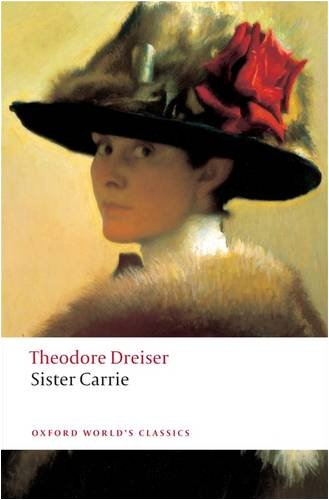 Sister Carrie   2009 edition cover