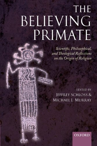 Believing Primate Scientific, Philosophical, and Theological Reflections on the Origin of Religion  2010 edition cover