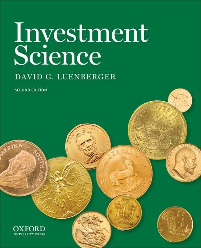 Cover art for Investment Science, 2nd Edition