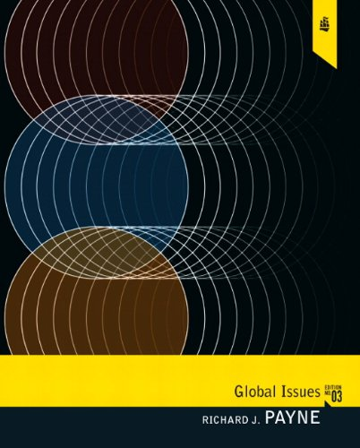 Global Issues  3rd 2011 edition cover