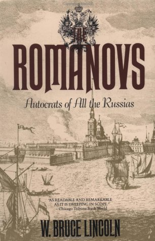 Romanovs Autocrats of All the Russians N/A edition cover